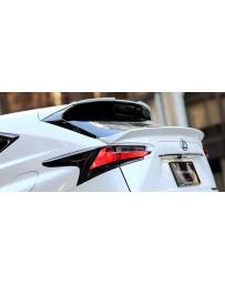 Artisan Spirits Black Label Roof Spoiler (FRP) - Lexus NX 200t/300h F-Sport 2014-2016