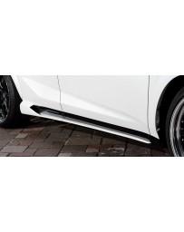 Artisan Spirits Black Label Side Under Spoiler (FRP) - Lexus NX 200t/300h F-Sport 2014-2016