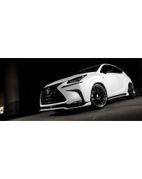 Artisan Spirits Black Label 5 pc Kit - Lexus NX 200t/300h F-Sport 2014-2016