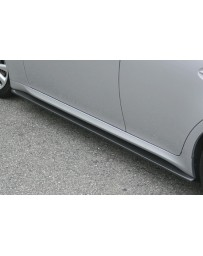 ChargeSpeed Lexus IS250/ IS350 Bottom Line Side Skirts FRP