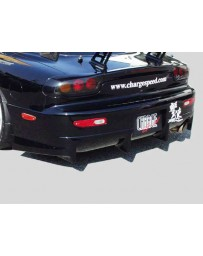 ChargeSpeed 93-04 Mazda RX7 Carbon Rear Hatch/ Gate