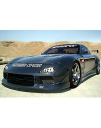 ChargeSpeed Mazda RX7 Type 2 Wide Body Full Kit