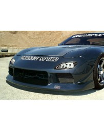 ChargeSpeed 1993-1998 Mazda RX7 T2 Front Bumper
