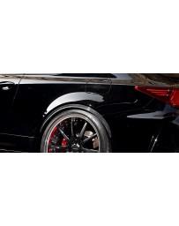 Artisan Spirits Black Label Rear Fender Arch Mold (FRP) - Lexus RC-F USC10 14-18