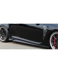 Artisan Spirits Black Label Side Spoiler (FRP) - Lexus RC-F USC10 14-18