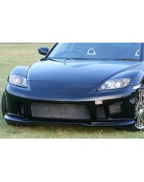 ChargeSpeed Mazda RX8 Front Bumper