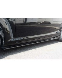 ChargeSpeed Mazda RX8 Bottom Lines Side Skirts FRP