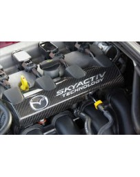ChargeSpeed 2016-2020 Miata MX5 ND Engine Cowl Dry Carbon