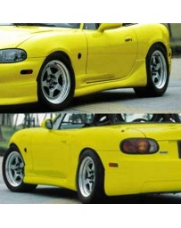 ChargeSpeed 1999-2005 Miata Side Skirts