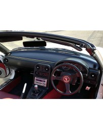 ChargeSpeed 1990-1998 Miata FRP Dashboard Cover