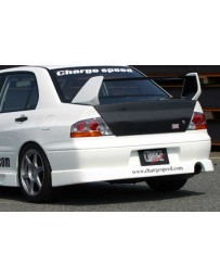 ChargeSpeed Evo VII & VIII Rear Skirt-Fit JDM Only