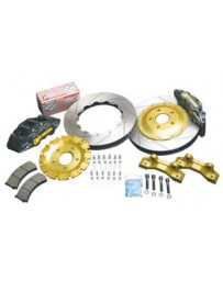 350z AP Racing 6-Piston Front Track Full Floating Big Brake Kit