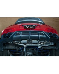 ChargeSpeed Nissan GTR R35 CatBack Exhaust System