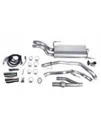 ROUSH Performance 2015-2020 F-150 Active Cat-Back Exhaust Kit