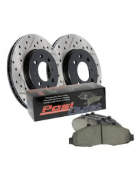 Toyota GT86 StopTech High Carbon Stage 2 Street Brake Kit