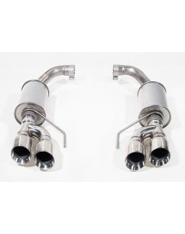 ROUSH Performance 2018-2020 Mustang 5.0L GT Axle-Back Exhaust Kit