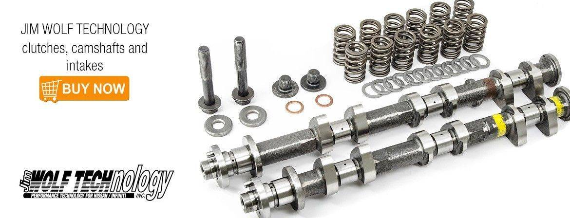 Jim Wolf Technology JTW clutches, camshafts